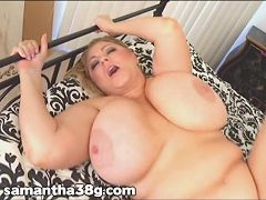 Sensational Video presents Samantha38g.com